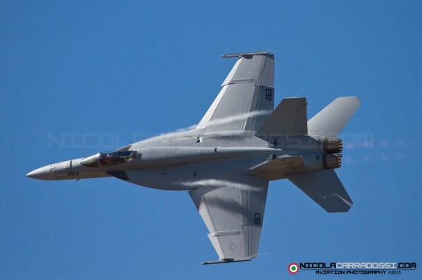Capital Air Show 2015 - F-18