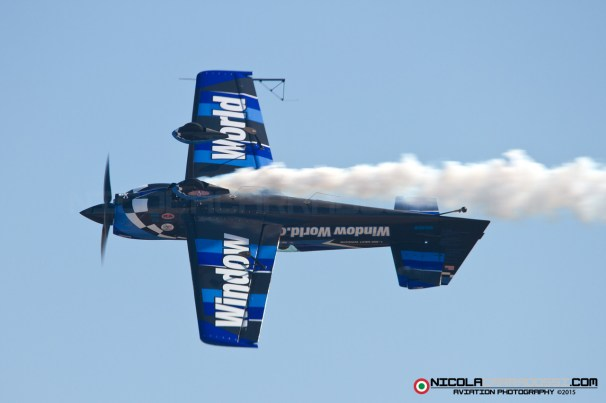Capital Air Show 2015 - Rob Holland 2