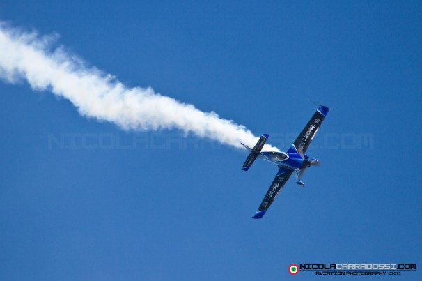 Capital Air Show 2015 - Rob Holland