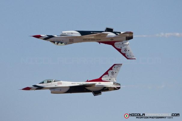 Capital Air Show 2015 - Thunderbirds 2