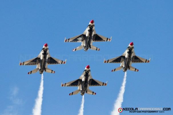 Capital Air Show 2015 - Thunderbirds