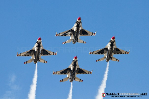 Capital Air Show 2015 - Thunderbirds