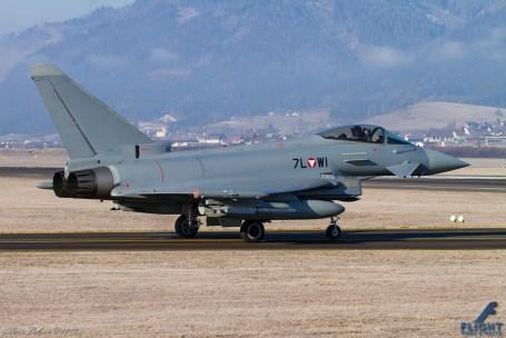 Eurofighter Typhoon - Austrian Air Force - WEF 2016 (1)