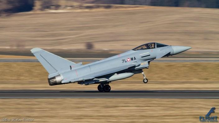 Eurofighter Typhoon - Austrian Air Force - WEF 2016 (4)