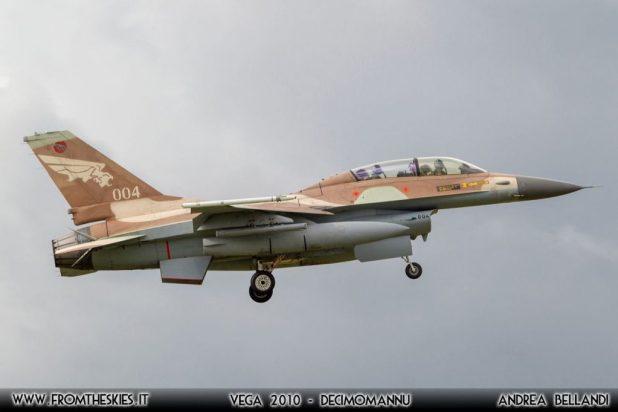VEGA 2010 - F-16d-Netz