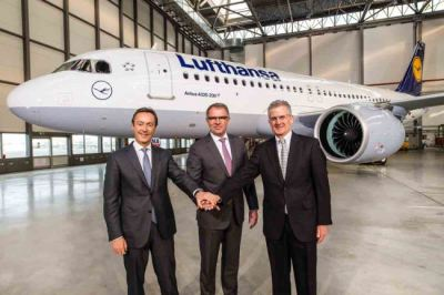 lufthansa-becomes-launch-customer-of-best-selling-a320neo