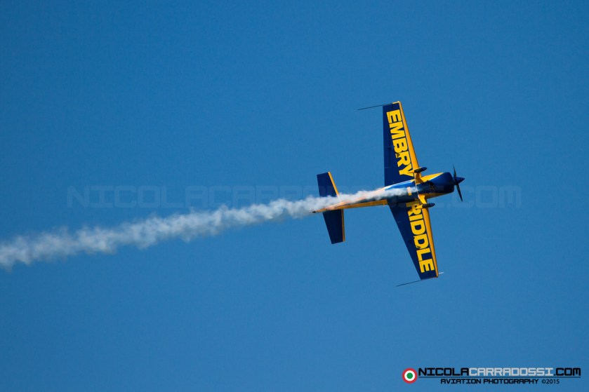 Fleet Week 2015 - ERAU Extra-330LX Matt Chapman