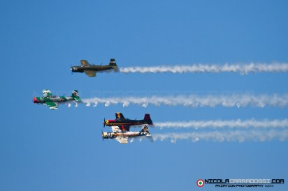 Fleet Week 2015 - RedStar Pilots Formation Team
