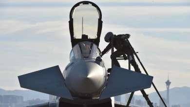Photo of Gli Eurofighter dell'Aeronautica Militare concludono la Red Flag