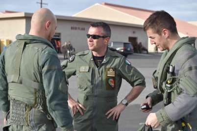 Eurofighter 4° Stormo Aeronautica Militare - Red Flag 2016 - 4
