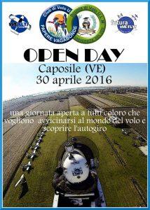 Open Day Caposile 2016