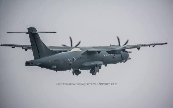 ATR72 AWS - Aeronautica Militare - 3