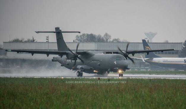 ATR72 AWS - Aeronautica Militare
