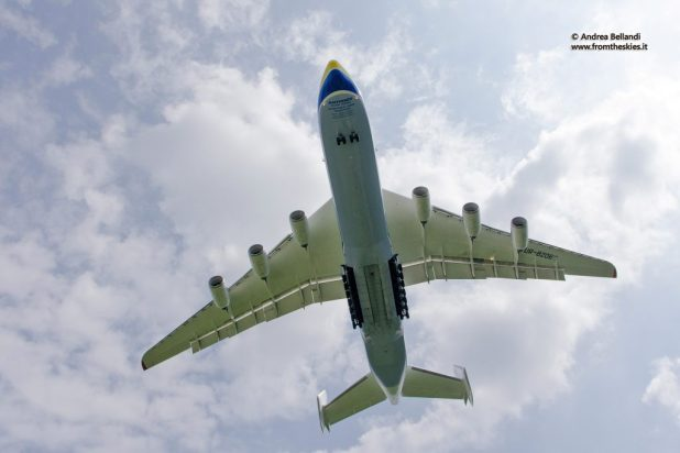 Antonov An225 Mriya - Malpensa 18 maggio 2016 (5)