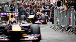 The Great Race 2016 - Budapest -F1