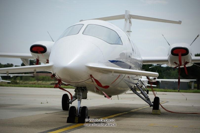 Piaggio P.180 - 14° Stormo - Aeronautica Militare (1)