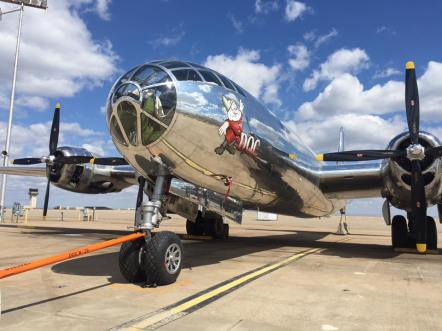 Boeing B-29 Superfortess Doc (3)
