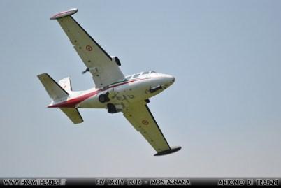 Fly Party 2016 - Montagnana - Piaggio P-166C(110)