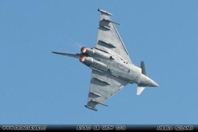 Eurofighter - Aeronautica Militare - Jesolo Air Show 2016