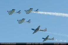 WeFly! Team e Blue Votige - Aeronautica Militare - Jesolo Air Show 2016