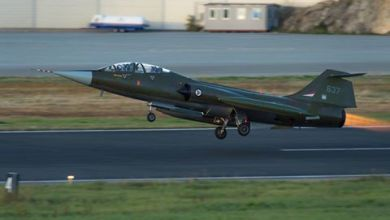 Photo of Torna a volare l'F-104 norvegese LN-STF