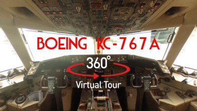 Photo of Boeing KC-767A, il tanker dell'Aeronautica Militare a 360°