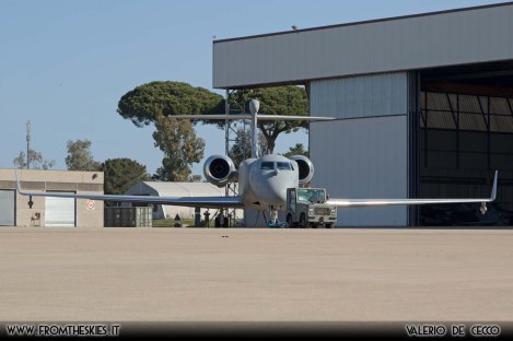 Gulfstream G550 CAEW - Aeronautica Militare (2)