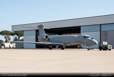 Gulfstream G550 CAEW - Aeronautica Militare (7)