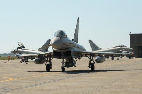 Northern Ice - Eurofighter Typhoon - Aeronautica Militare (2)