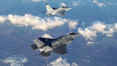 Photo of F-35, T-346 e G550 CAEW completano un addestramento congiunto