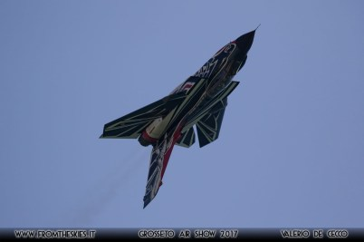 Grosseto Air Show 2017 - Tornado Special Color
