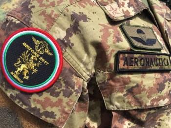 Grifone 17 - Aeronautica Militare - stemma Grifone_1