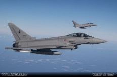 Eurofighter Typhoon - Aeronautica Militare (2)