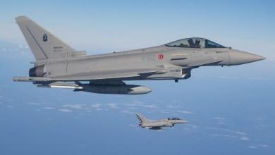 Photo of L'Aeronautica Militare assicura la Difesa Aerea di 6 Paesi NATO