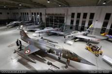 Museo Storico Aeronautica Militare - Hangar Skema