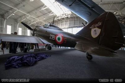 Museo Storico dell'Aeronautica Militare - Reggiane Re.2002 (4)