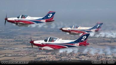 Photo of Con il Pioneer Team ad Avignon Air Show 2017