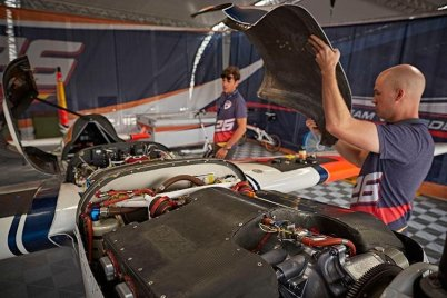 Red Bull Air Race World Championship 2017 - Abu Dhabi
