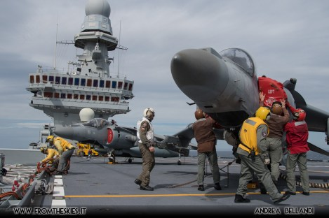 Nave Cavour e GRUPAER - Marina Militare - A (30)