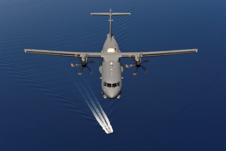 Mare sicuro con equipaggi e velivolo P-72A del 41° Stormo (1)