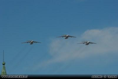 Moscow Victory Day Parade 2018 - Ilyushin Il-76