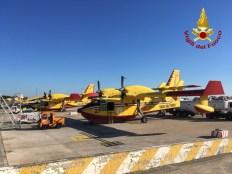 Canadair CL-415 VVFF - Svezia (2)