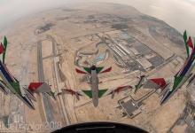 Photo of Concluso il tour delle Frecce Tricolori e RSV in Medio Oriente