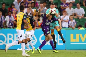 A-League Rd 7 - Perth Glory v Central Coast Mariners
