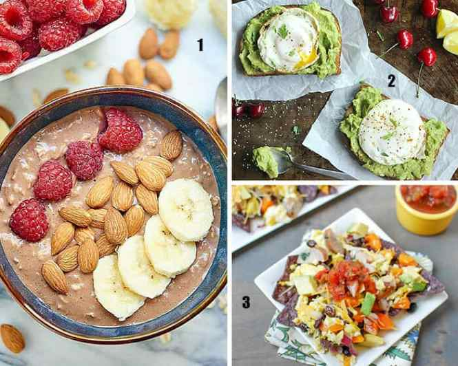 College Recipes Breakfast 1