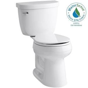 Kohler Cimarron Round Bowl Toilet
