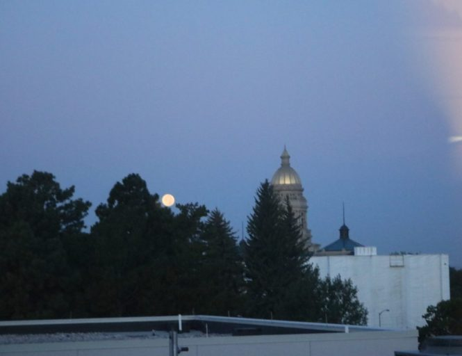 Full Moon going into labor Cheyenne WY