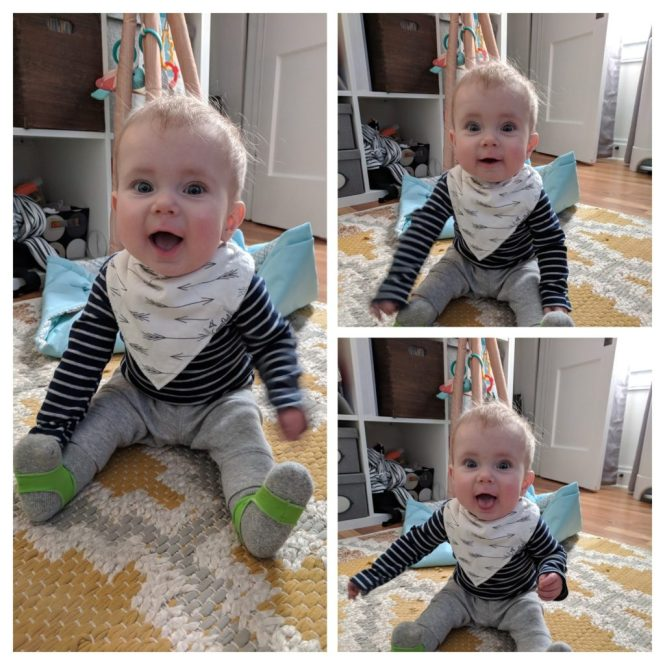 Henry six months expressions