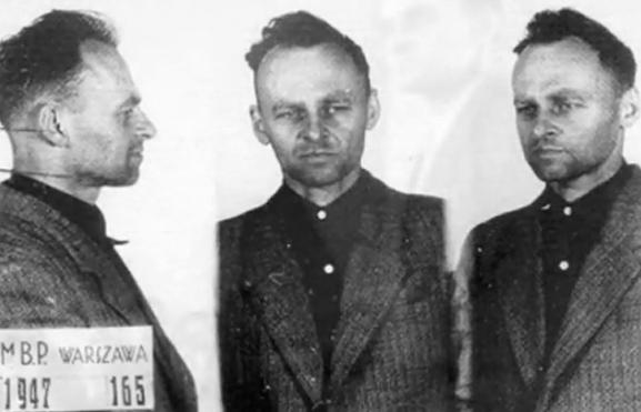 Rotmistrz Witold Pilecki. Fot. Archiwum IPN