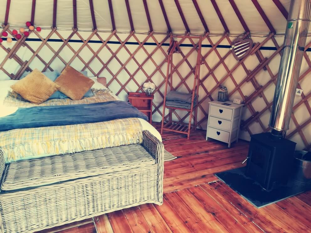 THE YURTS- HOMEMADE YURTS FOR YOUR GLAMPING DELIGHT